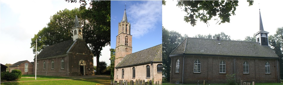 Protestantse Kerk Willemsoord – Peperga – Blesdijke